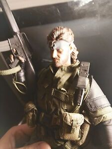 Custom 1/6 Naked Snake - BIG BOSS - Metal Gear Solid - Inflames - Hot Toys - <span itemprop='availableAtOrFrom'>Wien, Österreich</span> - Custom 1/6 Naked Snake - BIG BOSS - Metal Gear Solid - Inflames - Hot Toys - Wien, Österreich