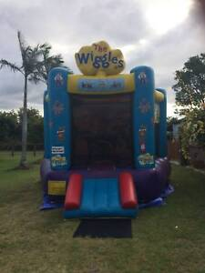 Jumping castle Wiggles for hire