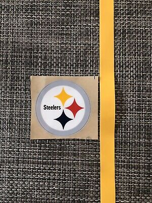 Steelers Full Size helmet Decal And Stripe](Steelers New Helmet)