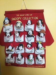 "McDonald's ""Many Lives of Snoopy"" Ashfield Ashfield Area Preview"