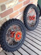 Ktm 85 small wheels 14 / 17 SM PRO PLATINUM Orange  Dromana Mornington Peninsula Preview