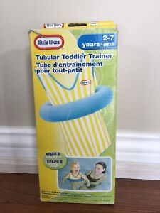 Brand New Little Tikes Tubular Toddler Stage 2 Swim Trainer