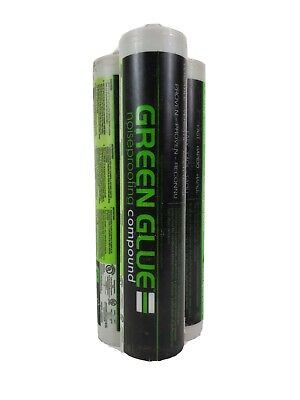 Green Glue Noiseproofing Compound Wall Noise Reduction New 28 Oz 3 Pack