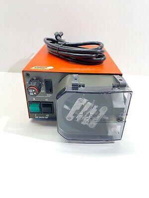 Watson - Marlow 302s Peristaltic Pump Variable Speed W Pump Head Warranty