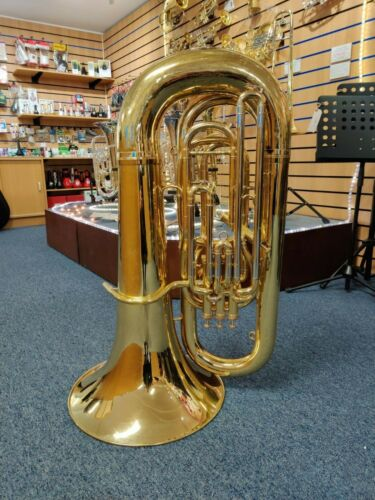 Besson Sovereign BE994 BBb Tuba 1994 - Lacquer (used instrument, fully serviced)