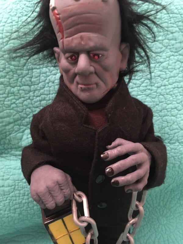 Vintage Telco Halloween Motion-ettes Frankenstein