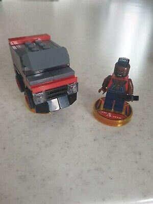 Lego Dimensions A - Team Mr T Fun Pack 71251