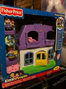 Brand new in box Little People House