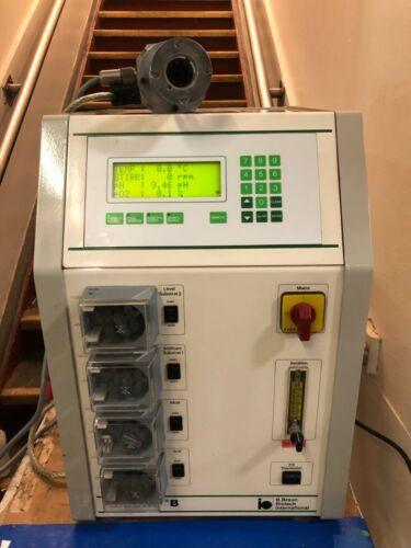 B. Braun Biotech BIOSTAT B Benchtop Bioreactor & Fermenter System Type: 884032/6