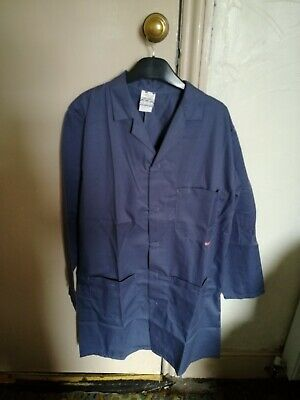 Mens Work/lab Coat Size 40 Inch Port West