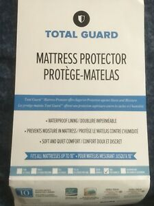 Total Guard King Size Mattress Cover