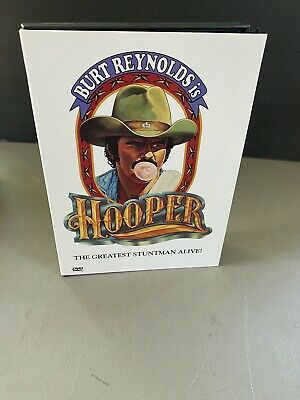 HOOPER BURT REYNOLDS  DVD