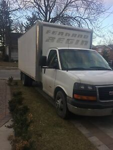 16' Cube van 2011 GMC Savana 3500 Monthly rental