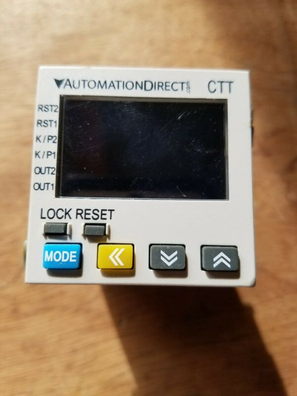 Automation Direct Ctt 1c A120 Timer Counter