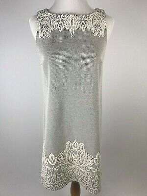 Dress Less Ladies (J.MCLAUGHLIN S'less Stretchy Cotton/Poly Woven Knit Dress ( Above Knee) -)