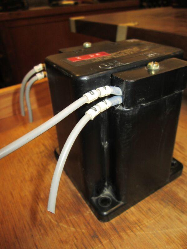 Instrument Transformers  Potential Transformer  465-288  Pri. 288V  2.4:1 Ratio
