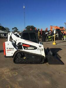 Bobcat T590 Track loader - BRAND NEW TRACKS !!