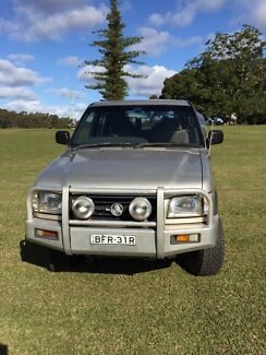 Holden Jackaroo  Cherrybrook Hornsby Area Preview