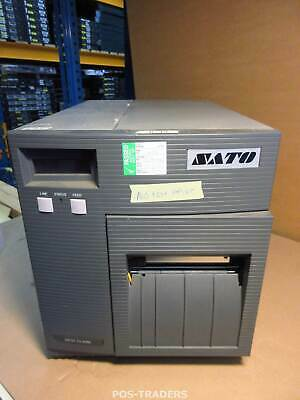 SATO CL408E Parallel Thermal Label Printer Peel-off 203dpi - DOESN'T PRINT TEST
