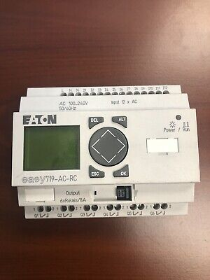 Eaton Easy719-ac-rc Programmable Relay
