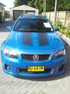 2013 Holden Commodore SV6 Sportswagon Anna Bay Port Stephens Area Preview
