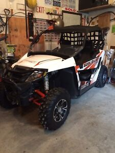 2015 Arctic Cat Trail Limited Edition