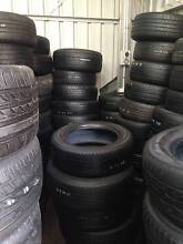 $30 fitted secondhand road worthy tyres melbourne Dandenong South Greater Dandenong Preview