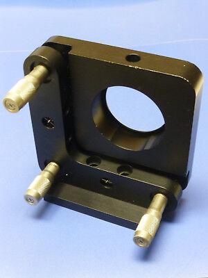 Newport 600a-2r Kinematic Mount W Sm-13 Micrometers For 2 Diameter Optics