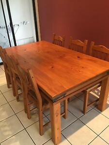 Dining table setting Murarrie Brisbane South East Preview