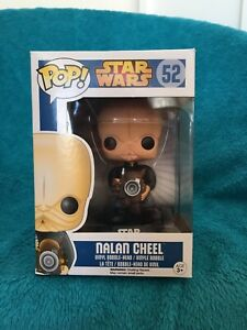 Pop! NALAN CHEEL (52). Star Wars. Caulfield East Glen Eira Area Preview