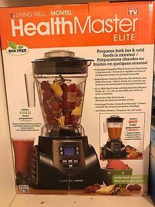 HealthMaster ELITE blender