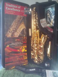 Saxophone--Yamaha Yas 280 Alto (made in Japan) rrp $1,695.00