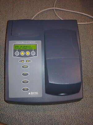 Thermo Spectronic 20 Genesys Spectrophotometer Model 40014
