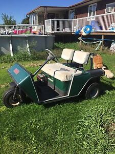 Golf cart needs work $550 OBO