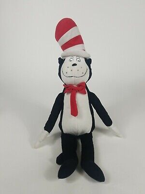 Cat In The Hat Stuffed Animal (Cat In The Hat Stuffed Animal Plush Kohls Cares I Can Read 21