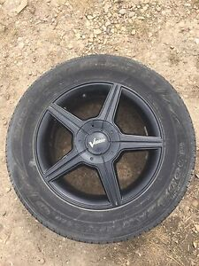 """16"""" tires and rims"""