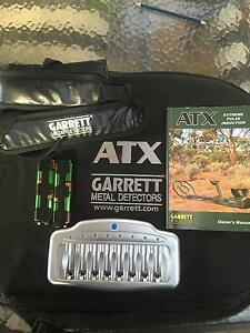 Garrett ATX Extreme Pulse Induction Metal Detector Woodside Adelaide Hills Preview