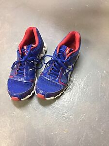 Montreal Canadiens Reebok Zigtech shoes