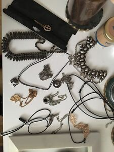 Necklaces, everything for $5!
