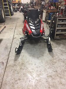2014 Polaris Switchback Assault 800