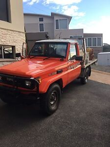 Toyota landcruiser ex fires 32,000 kms Wollongong Wollongong Area Preview