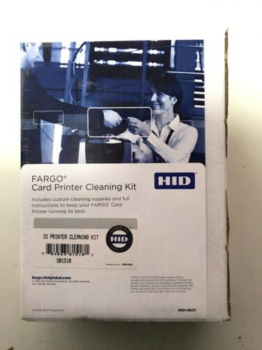 BRAND NEW Sealed Genuine Fargo 81518 Cleaning Kit