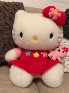 Authentic Hello Kitty Plush