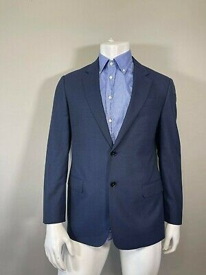 Giorgio Armani Collezioni Mens 2-Button Sport Coat Jacket Blazer Size 42