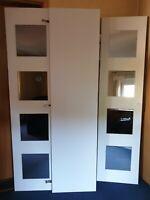 FORSAND Tür ohne Scharniere☆weiß*Spiegeln☆Pax Ikea Kleiderschrank Niedersachsen - Hessisch Oldendorf Vorschau