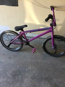 Sunday Purple BMX Bike
