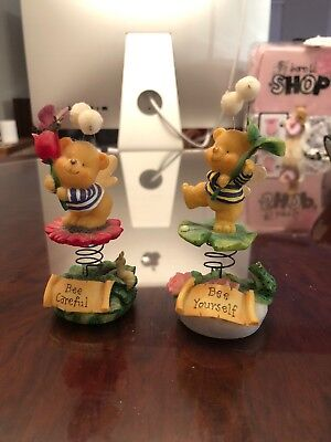 Bee Bears Figurines