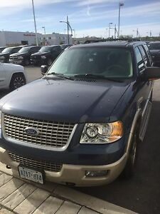 2006 FORD EXPEDITION EDDIE BAUER EDITION best offer takes it !
