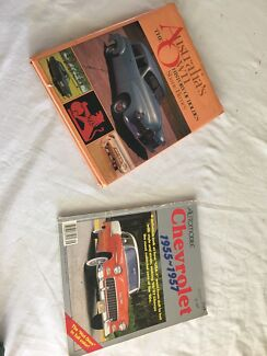 History Holden Book and Chevrolet******1957 books