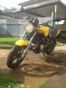 Honda VTR250 2001 North Adelaide Adelaide City Preview